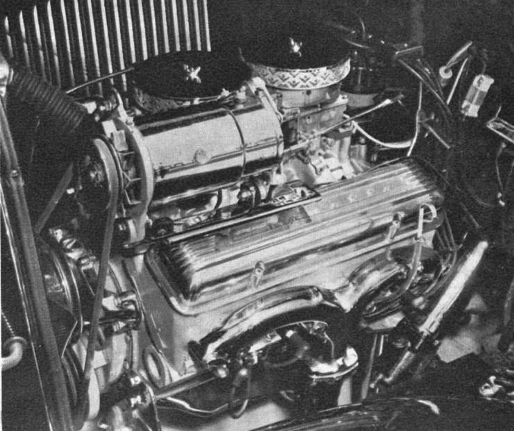 Fred Edsell's '32 Ford Tudor sedan