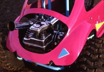Bill and Pat Ganahl 1985 VW Bug go-kart