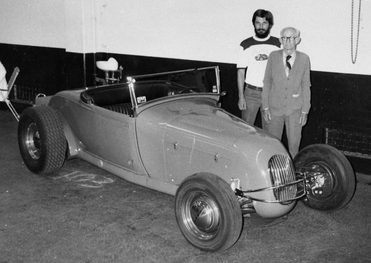 Bill Niekamp's roadster