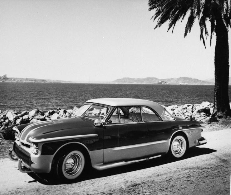 "Joe Bailon's ""Mystery Ford"" '51 Victoria"