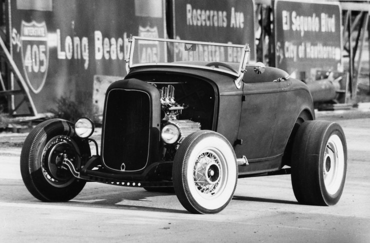 Robert Kittila's '32 Roadster