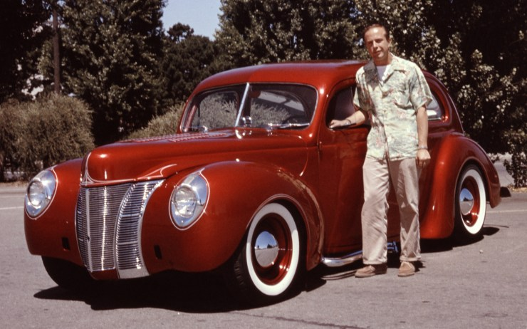 Dave Cunningham Forty sedan
