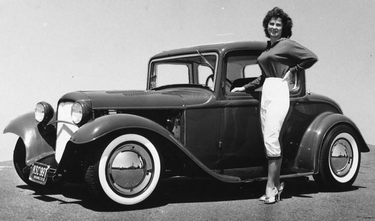 '50s hot rod