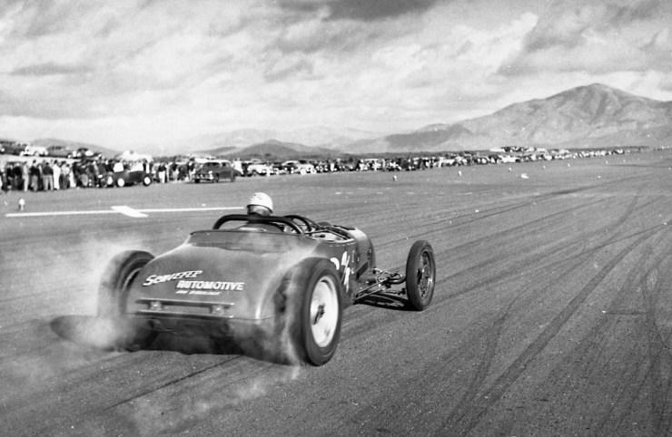 Paul Schiefer's T roadster