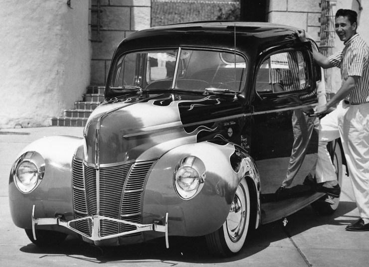 Bob McCoy's '40 Tudor