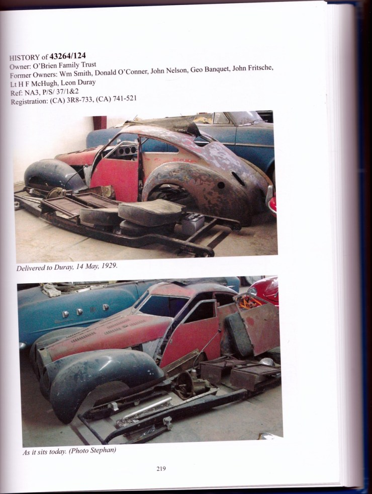 Derham Bugatti
