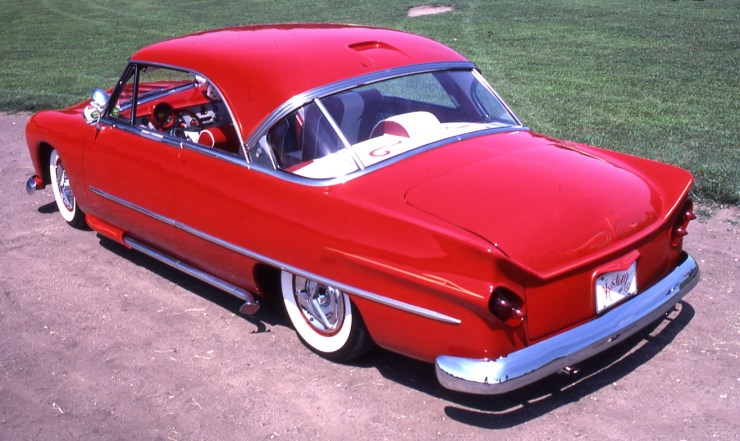 John Wilkins' custom '51 Victoria