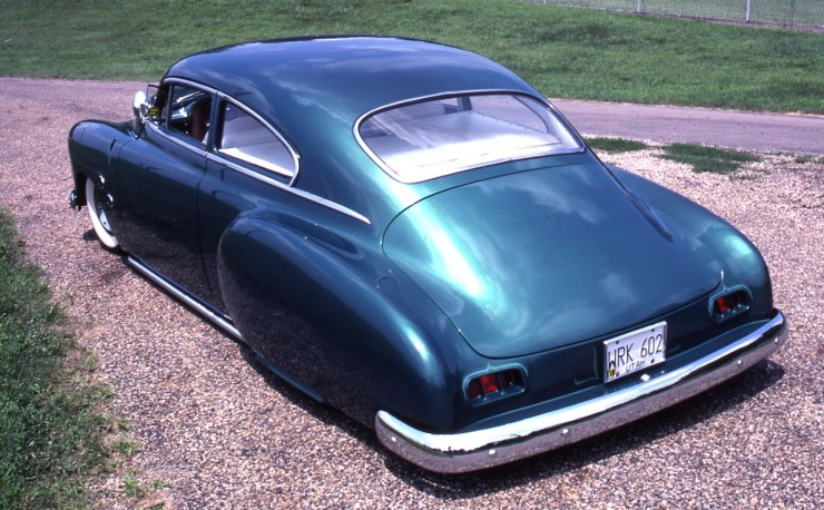 Custom '49 Chevy fastback