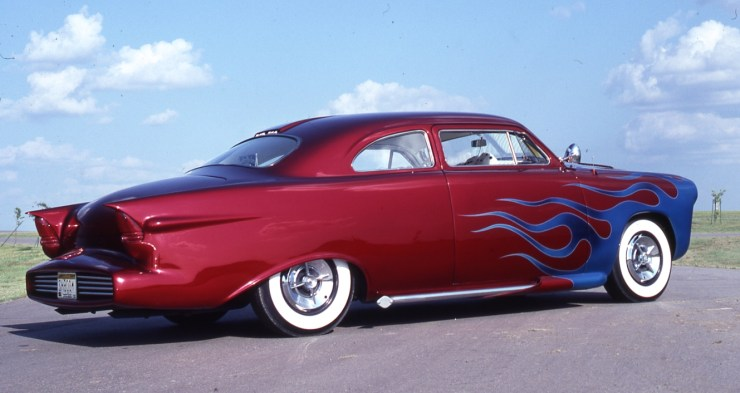 Wayne Jones' custom '51 Ford