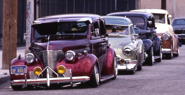 Dukes Car Club and Oscar Ruelas' '39 sedan