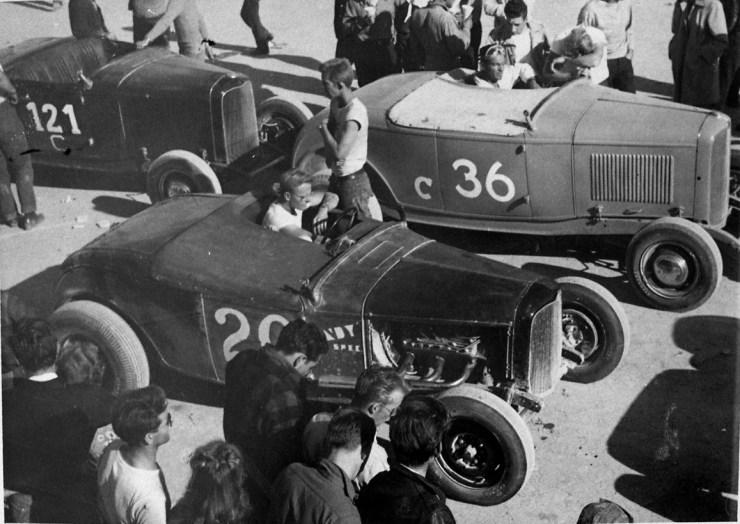 El Mirage racing