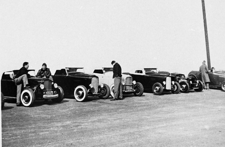 Strokers Club car meet