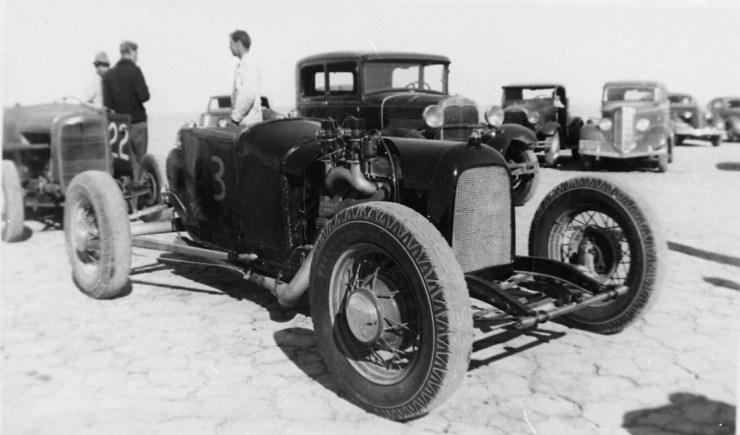 '27 T racing