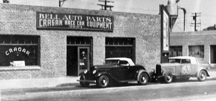 Bell Auto Parts storefront