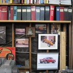 Pat Ganahl's home garage
