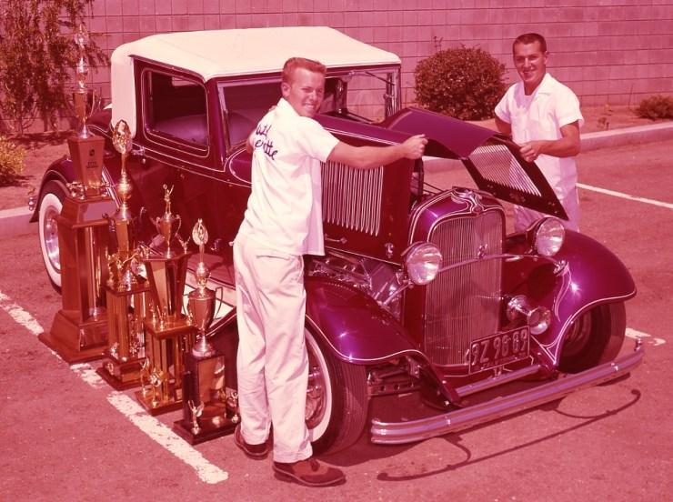 Jackman Bros. '32 Sport Coupe