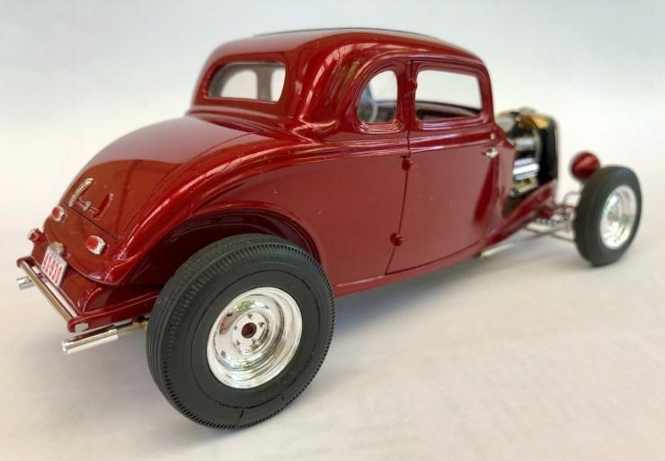 Bryce Michelmore model of Lee Pratt coupe