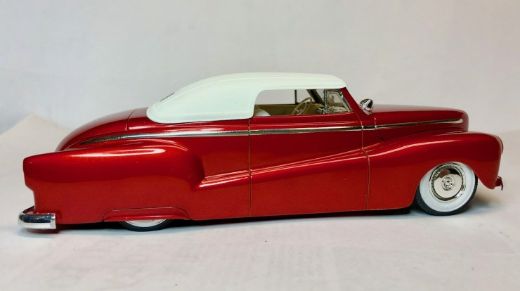 Bryce Michelmore model of 1948 Revell Ford