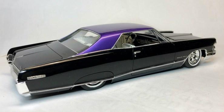 Bryce Michelmore model of 1965 Pontiac Grand Prix