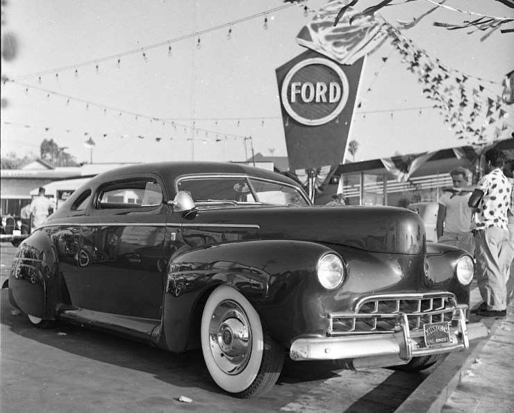 Jesse Lopez '41 Ford