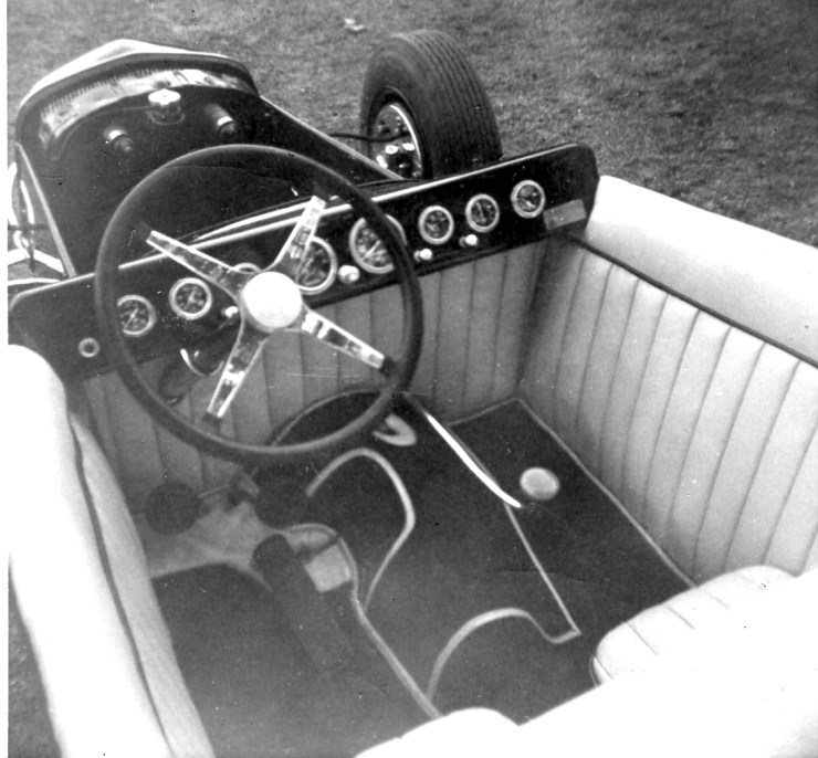 mystery T roadster
