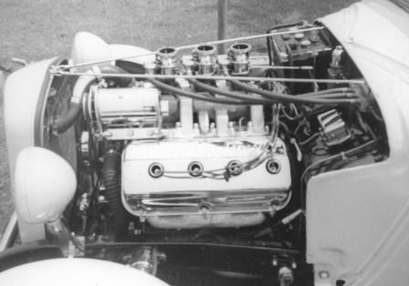 Jim Griepsma's '34 3-window coupe