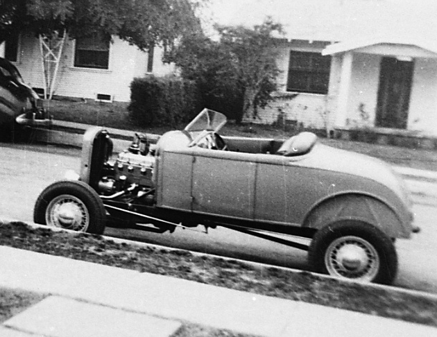 Kenny Vorce's 1930 A
