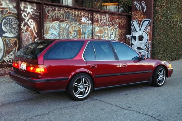 Pat Ganahl 1993 Honda Accord wagon