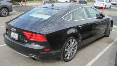 Audi fastback