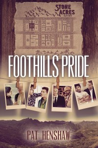 Book Cover: Foothills Pride Stories, Vol 1.