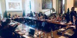Pathfinders' R. Evon Idahosa is Speaker at New York University's (Florence) Symposium on Sex Trafficking From Nigeria to Italy