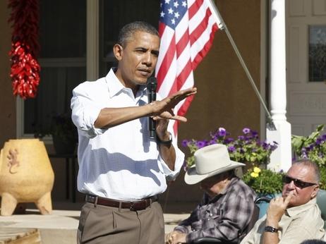 President Barack Obama Speaks About His Christian Faith in ...