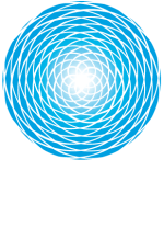 Azul logo All White com CM