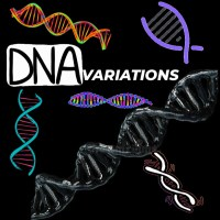 The two most common forms of human DNA variation in the human genome 1. Single nucleotide polymorphisms (SNPs) and 2. Copy number variations (CNVs). Let's looks at a few differences between the two human DNA variations. Very important topic for examinations. Single nucleotide polymorphisms (SNVs) SNPs are variants at single nucleotide positions and are almost always biallelic. Roughly 1% of SNPs occur in coding regions. SNPs may be useful markers if they happen to be coinherited with a disease-associated polymorphism. In other words, the SNP and the causative genetic factor are in linkage disequilibrium. Copy number variations CNVs can be biallelic and simply duplicated or,deleted in some individuals. Approximately 50% of CNVs involve coding sequences. CNVs are responsible for 5 million and 24 million base pairs of sequence difference between any two individuals.