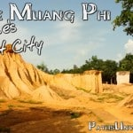 Phrae Muang Phi:  Phrae's Ghost City
