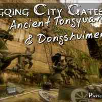 Chongqing City Gates: Ancient Tongyuanmen and Dongshuimen