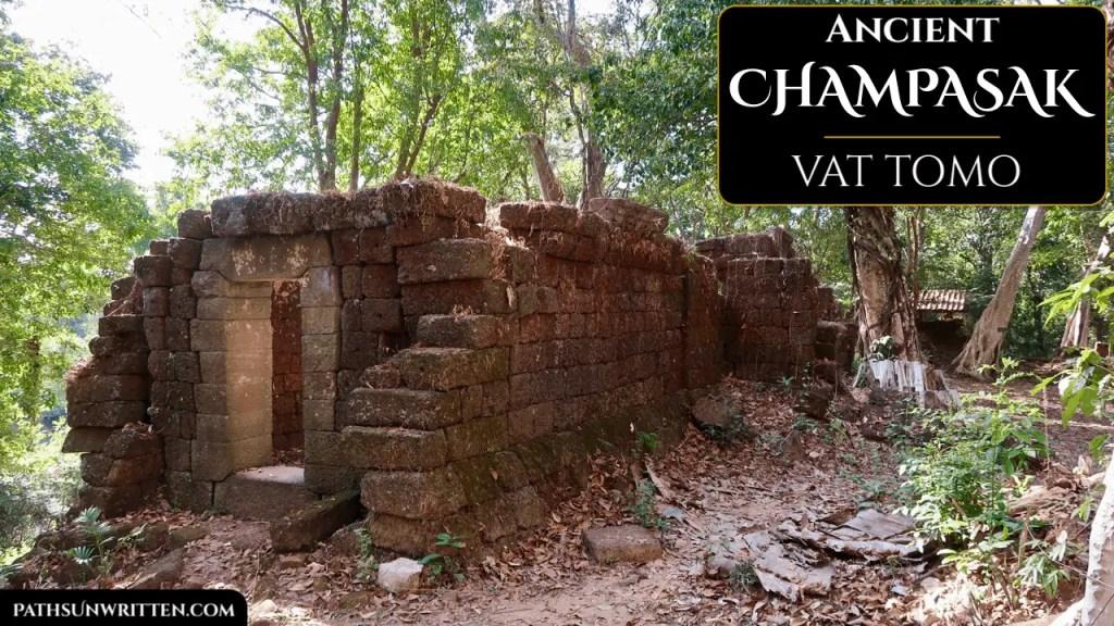 Ancient Champasak: Vat Tomo