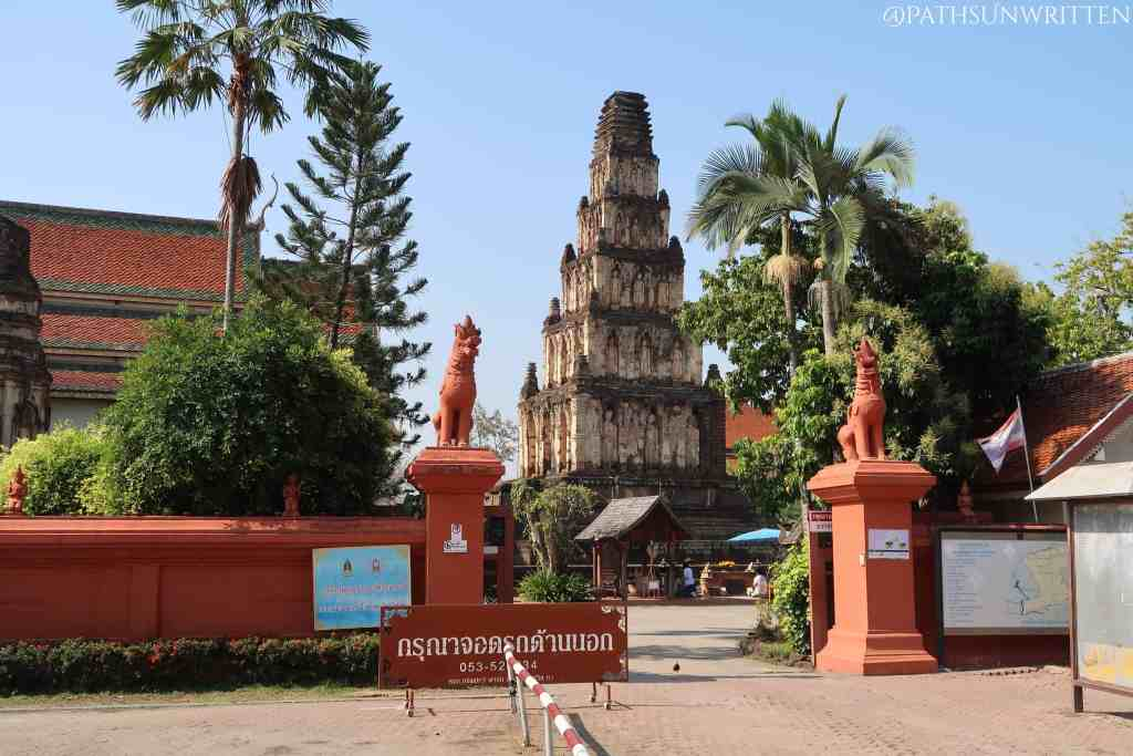 The Hariphunchai temple of Wat Chamthewi is considered one of the oldest temples in northern Thailand.