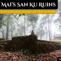San Ku Ruins: Ancient Chiang Mai's Forgotten Mountain Sanctuary