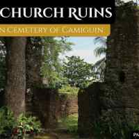 Camiguin's Guiob Church Ruins and Volcanic Sunken Cemetery