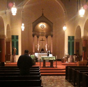 Latin Mass in Lexington, KY