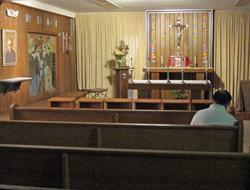 Roseaire Retreat Chapel