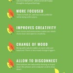 how nature benefits mental health and relieves stress pathtomobilityhow nature benefits mental health infographic