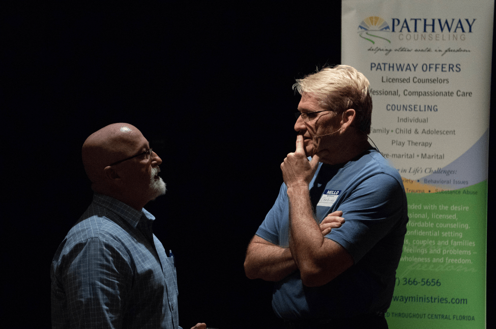 Pathway Counseling Hosts Pastor's Luncheon