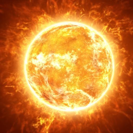 the splendour of the sun
