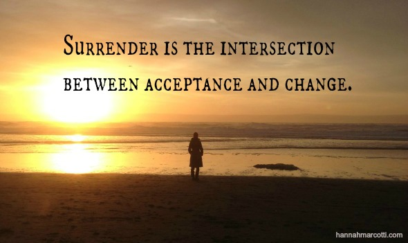 surrender in addiction treatment