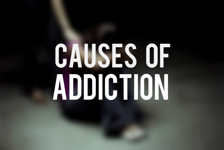 an addiction problem