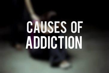 an addiction problem