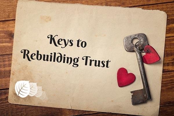 Rebuild Trust After Lying