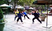 Tai Chi Employee Wellness